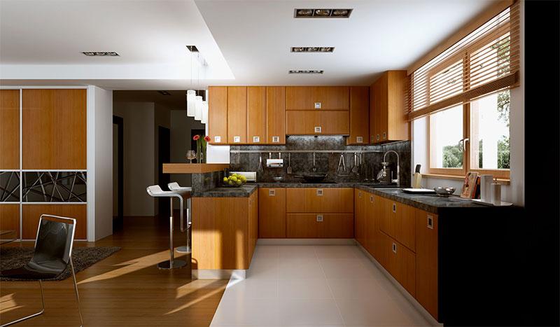 Мебель для кухни из систем Командор