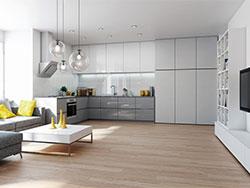 Системы Komandor для изготовления мебели для кухни